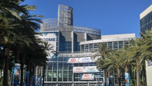 Anaheim Convention Center - Great Californian Sunshine
